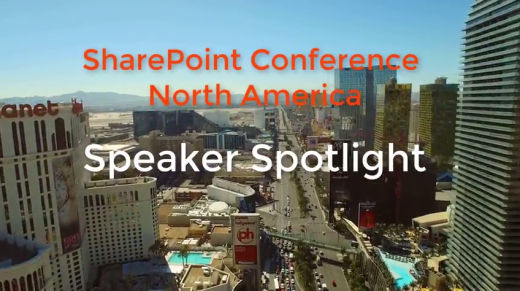 #SPC18 Speaker Spotlight series