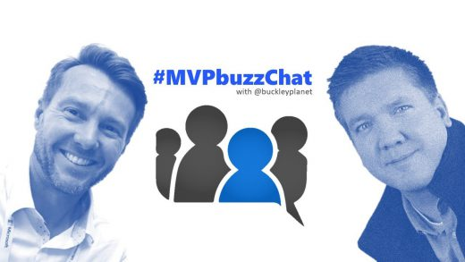 MVPbuzzChat with Cameron Dwyer