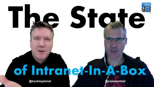 The State of Intranet-In-A-Box with Sam Marshall
