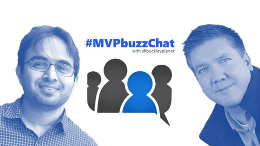 #MVPbuzzChat with Office Apps & Services MVP Adnan Amin