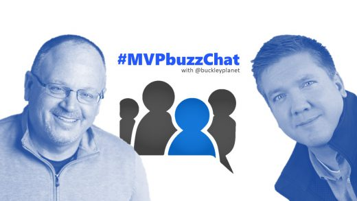 #MVPbuzzChat with Cloud and Datacenter Management MVP Mike Nelson