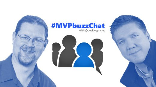 #MVPBuzzChat interview with Microsoft RD and Developer Technologies MVP Rocky Lhotka