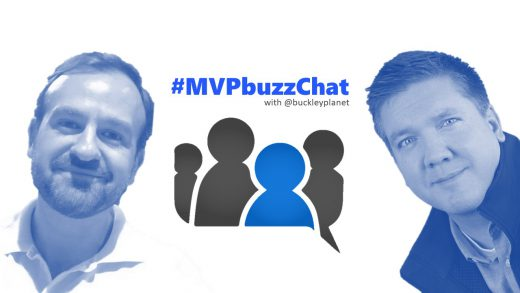 #MVPbuzzChat with Office Apps & Services MVP Mario Trentim