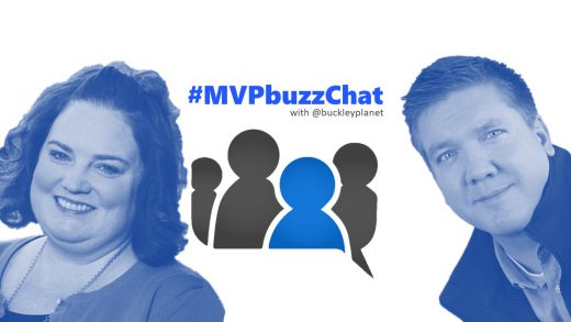 #MVPbuzzChat Episode 106 with Microsoft Regional director and Office Apps & Services MVP Jennifer Mason