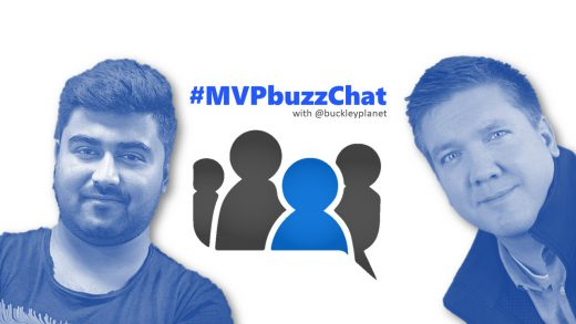 #MVPbuzzChat interview with Enterprise mobility MVP Joymayla Basu Roy