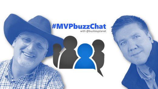 #MVPbuzzChat interview with Office Development MVP Don Kirkham